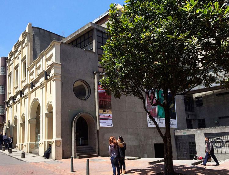 Espacio Odeón: un caso de recuperación del patrimonio arquitectónico en Bogotá, © Laura González Saavedra