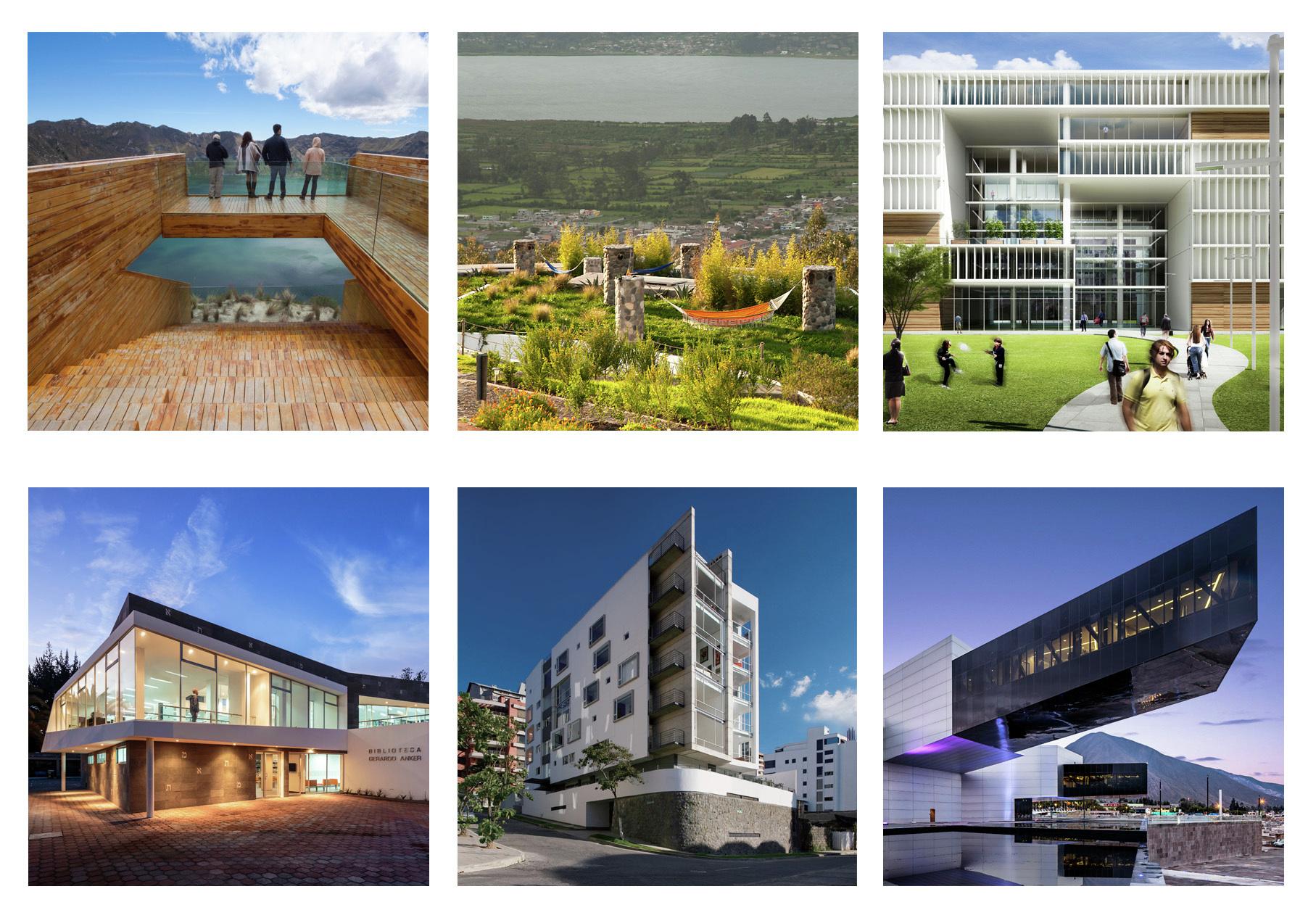 Arquitectura contempor nea de ecuador 1999 2015 el for Arquitectura de proyectos