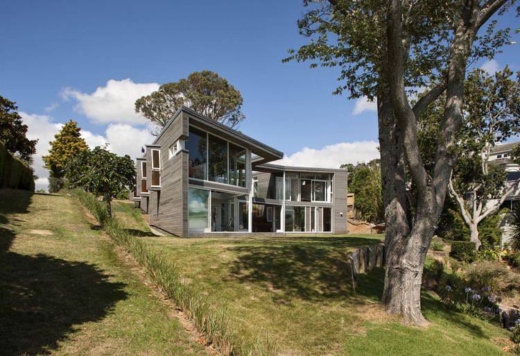 Casa Hollway / Daniel Marshall Architects, © Simon Devitt