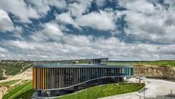 Oficina de Ventas y Sala Piloto ONS İncek / Yazgan Design Architecture