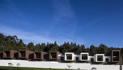 Casas Corisco / RVdM Arquitectos