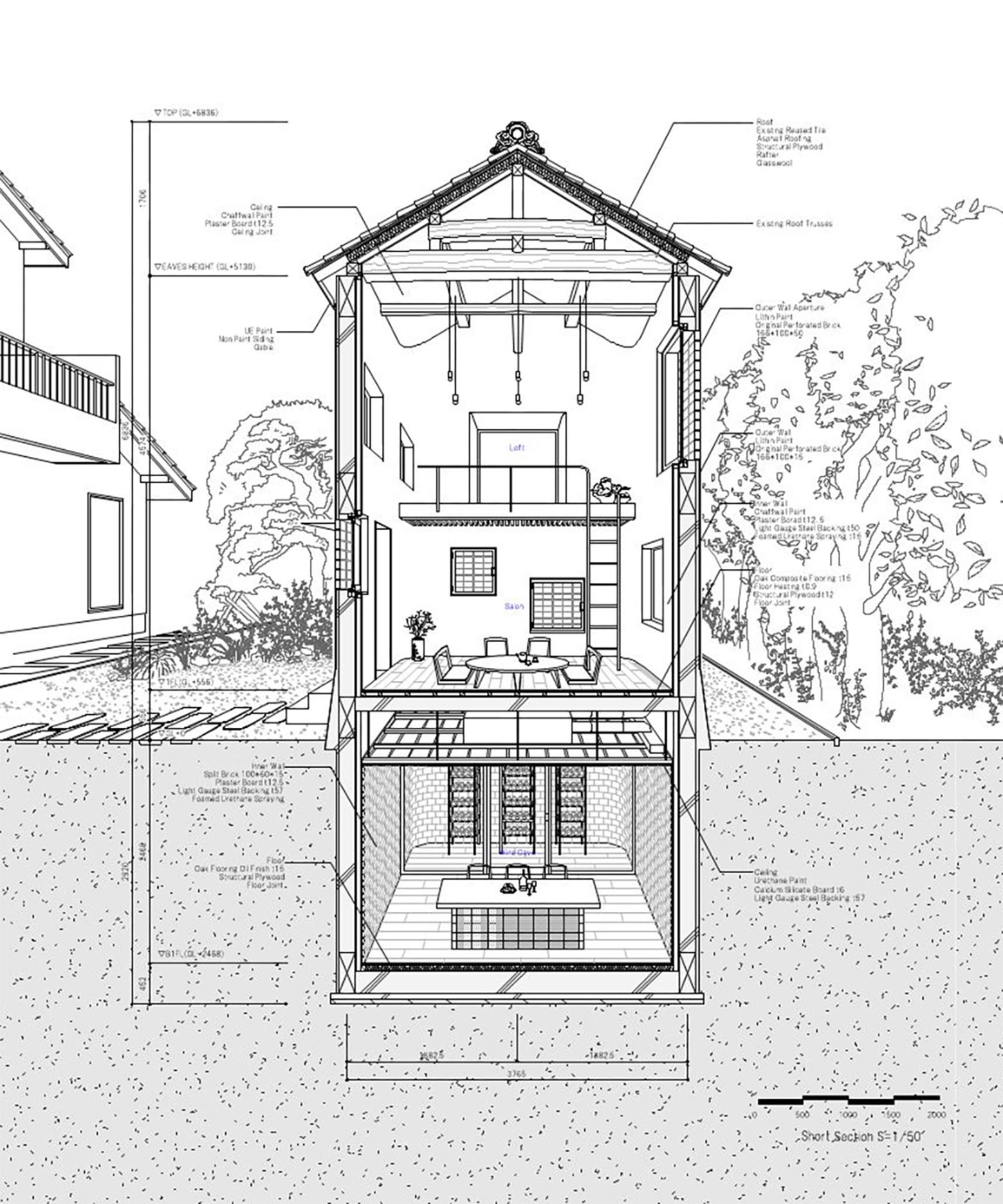 Gallery Of Rebirthhouse Ryo Matsui Architects 16
