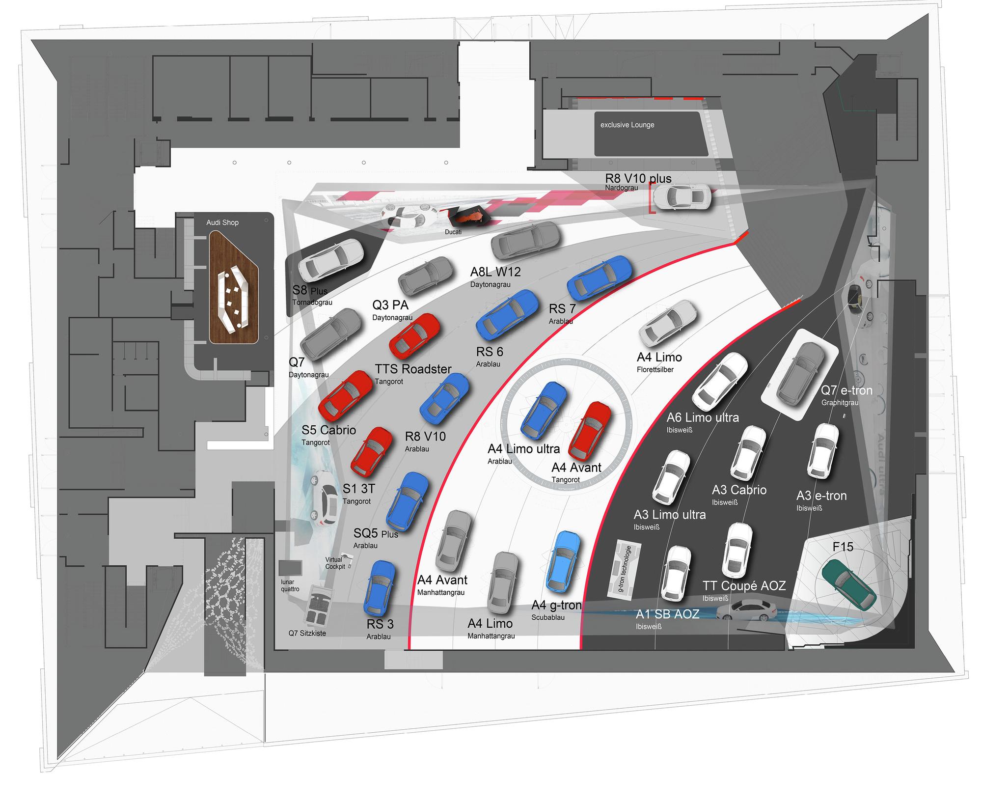 Gallery Of Audi Motor Show 2015 SCHMIDHUBER 9