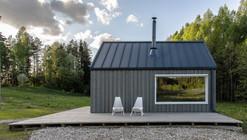 Casa de Caza Lituana / Devyni architektai