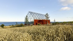 Uppgrenna Nature House / Tailor Made arkitekter