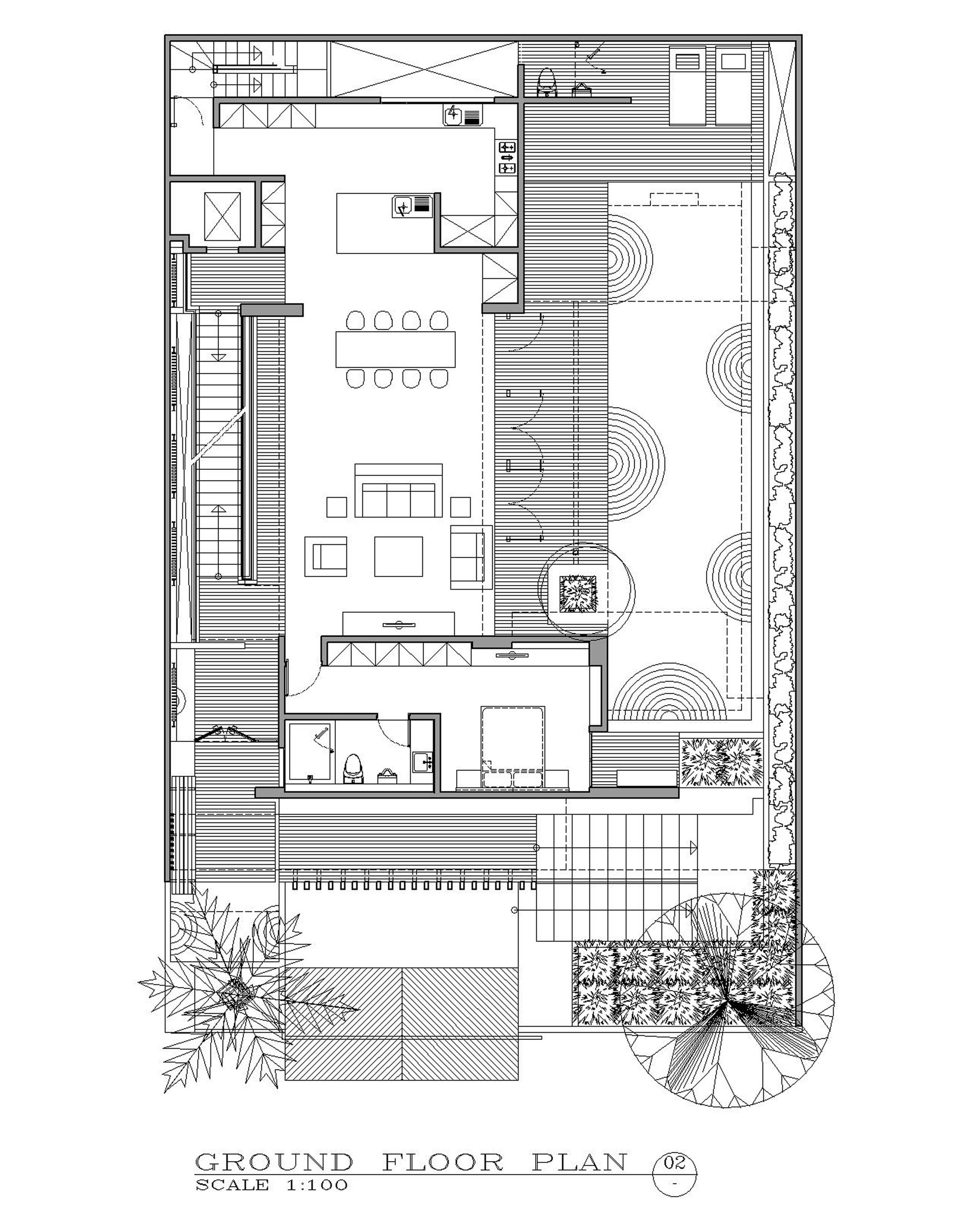 house plans architect gallery of ben house gp gets architects 17 12474