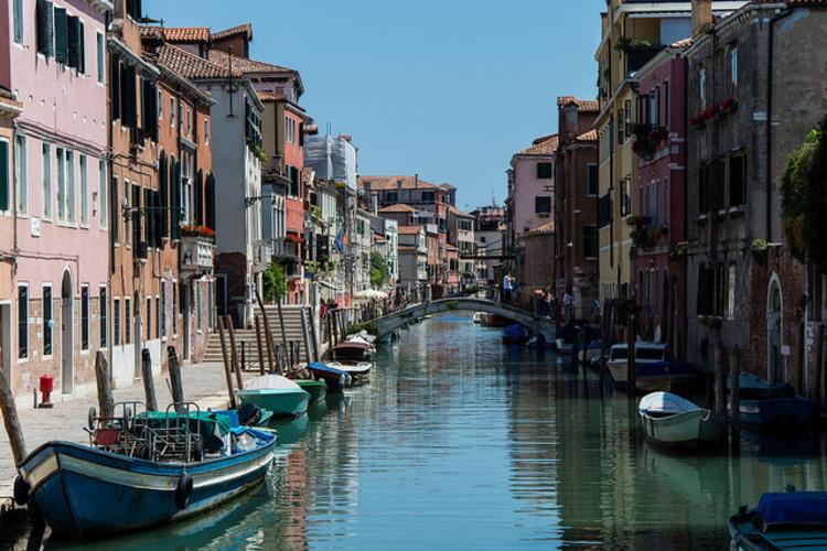 Escola da Cidade promove aula sobre arquitetura de Veneza, © Maëlick, via Flickr. CC