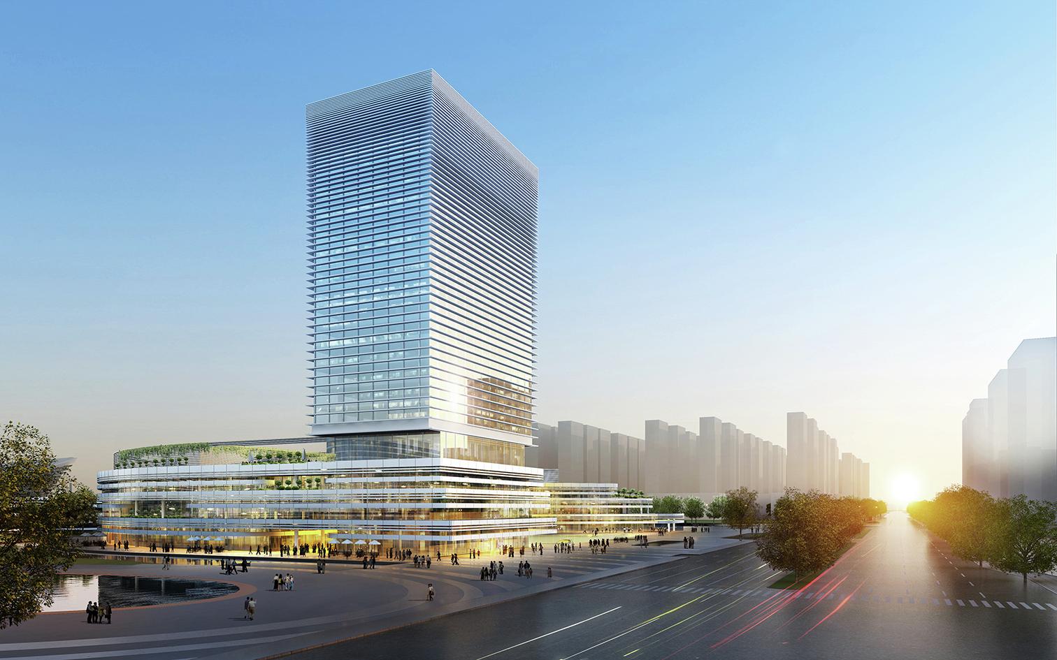 Gallery of construction begins on gmp architekten 39 s sip - Gmp architektur ...