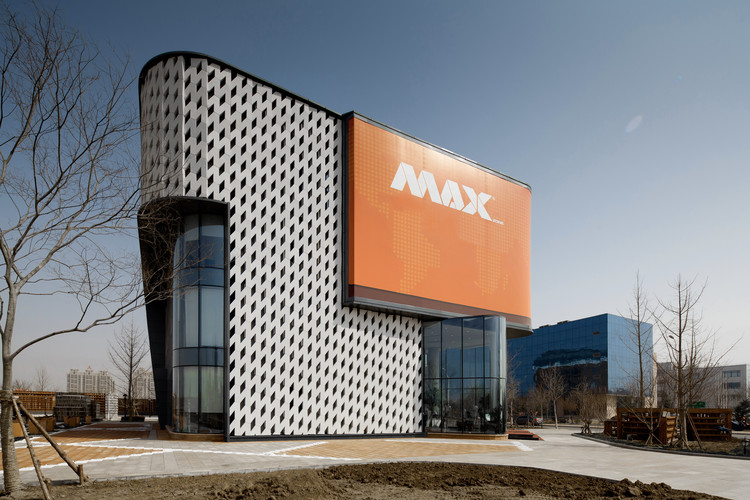 Max Show Center / PRAXiS d'ARCHITECTURE, © Jin Fengzhe