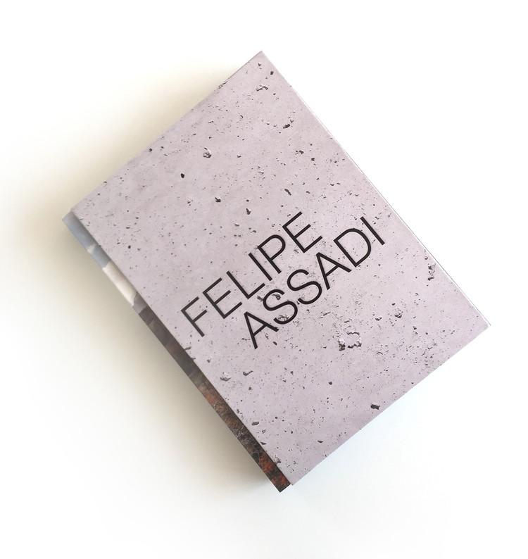 Felipe Assadi / Editorial Arquine, Cortesía de Archdaily
