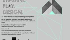 Open Call: Play Park Design Competition, Ballyfermot, Ireland