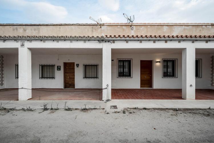 La Caseta de La Mar / Joaquín Juberías, Fernando García, © Germán Cabo
