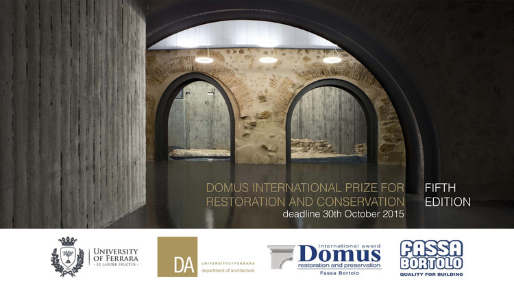 Domus International Prize for Restoration and Conservation, Sergio Sebastian Architects, Archeological Space in Daroca, Spain