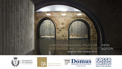 Domus International Prize for Restoration and Conservation