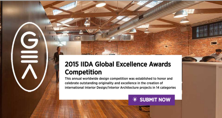 6th Annual IIDA Global Excellence Awards
