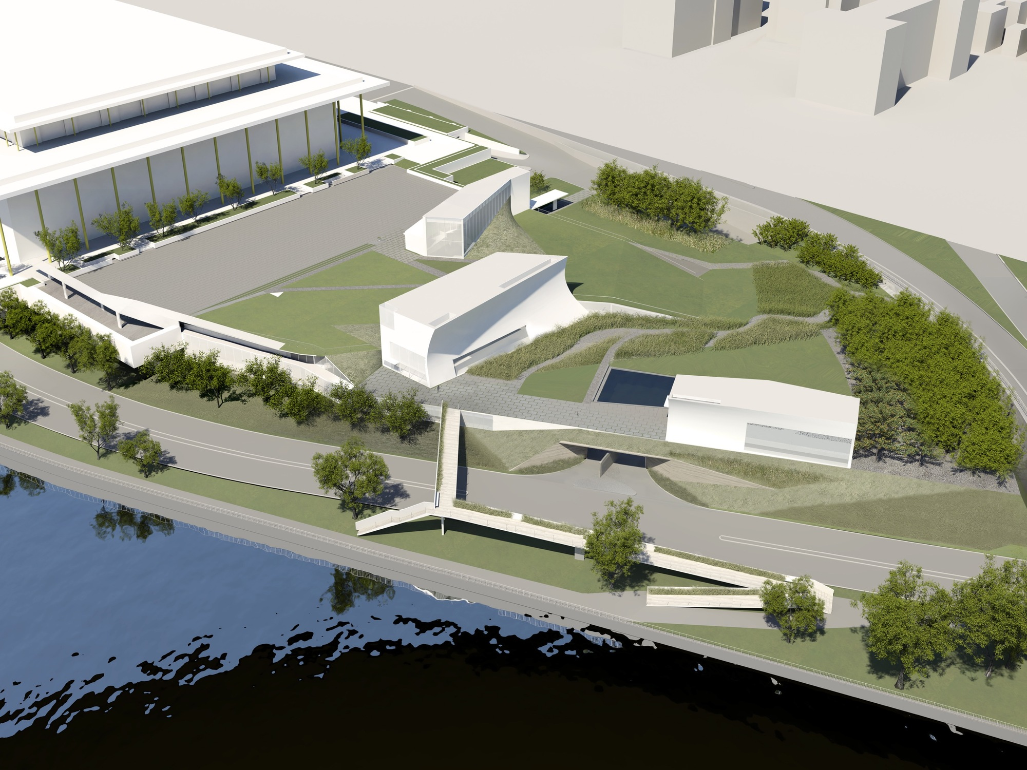 Gallery of breaking ground steven holl architects for National centre for the performing arts architecture
