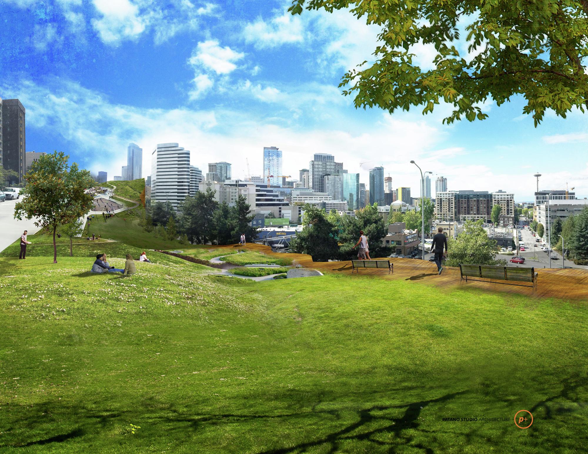 Capitol Hill Park Apartments