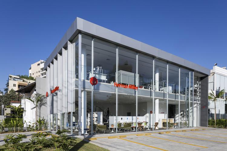 Herman Miller promove palestra com David Basulto, fundador do ArchDaily, em São Paulo, Showroom Herman Miller em SP: o primeiro da companhia na América do Sul