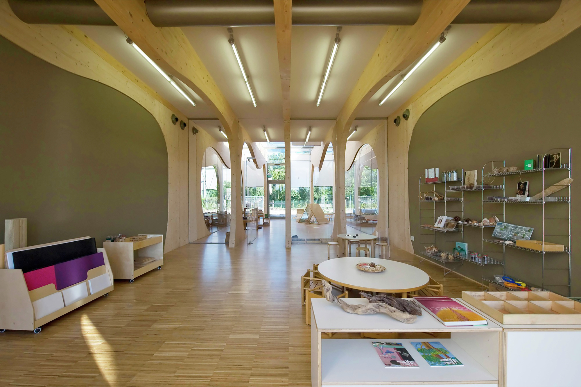 Gallery of Kindergarten in Guastalla / Mario Cucinella ...