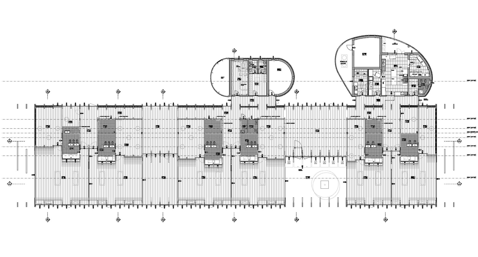 Desenhar Planta Baixa Gallery Of Kindergarten In Guastalla Mario Cucinella