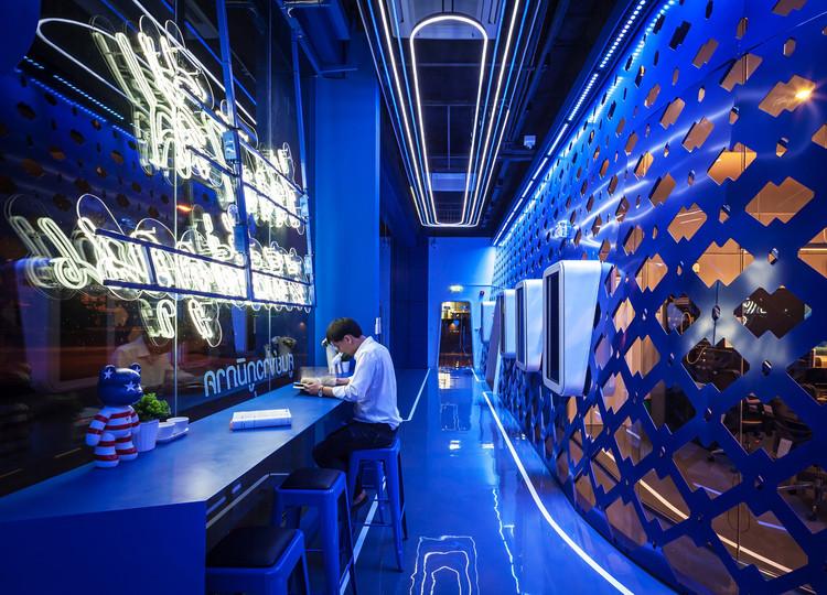 Canal 7 BBTV / Apostrophy's + Airbase Architects, © Ketsiree Wongwan