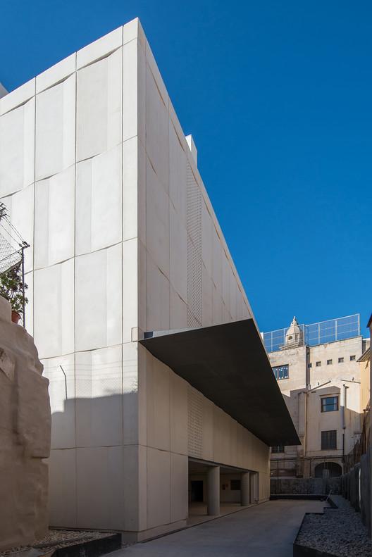 El archivo del reino de mallorca estudio de arquitectura - Estudio arquitectura mallorca ...