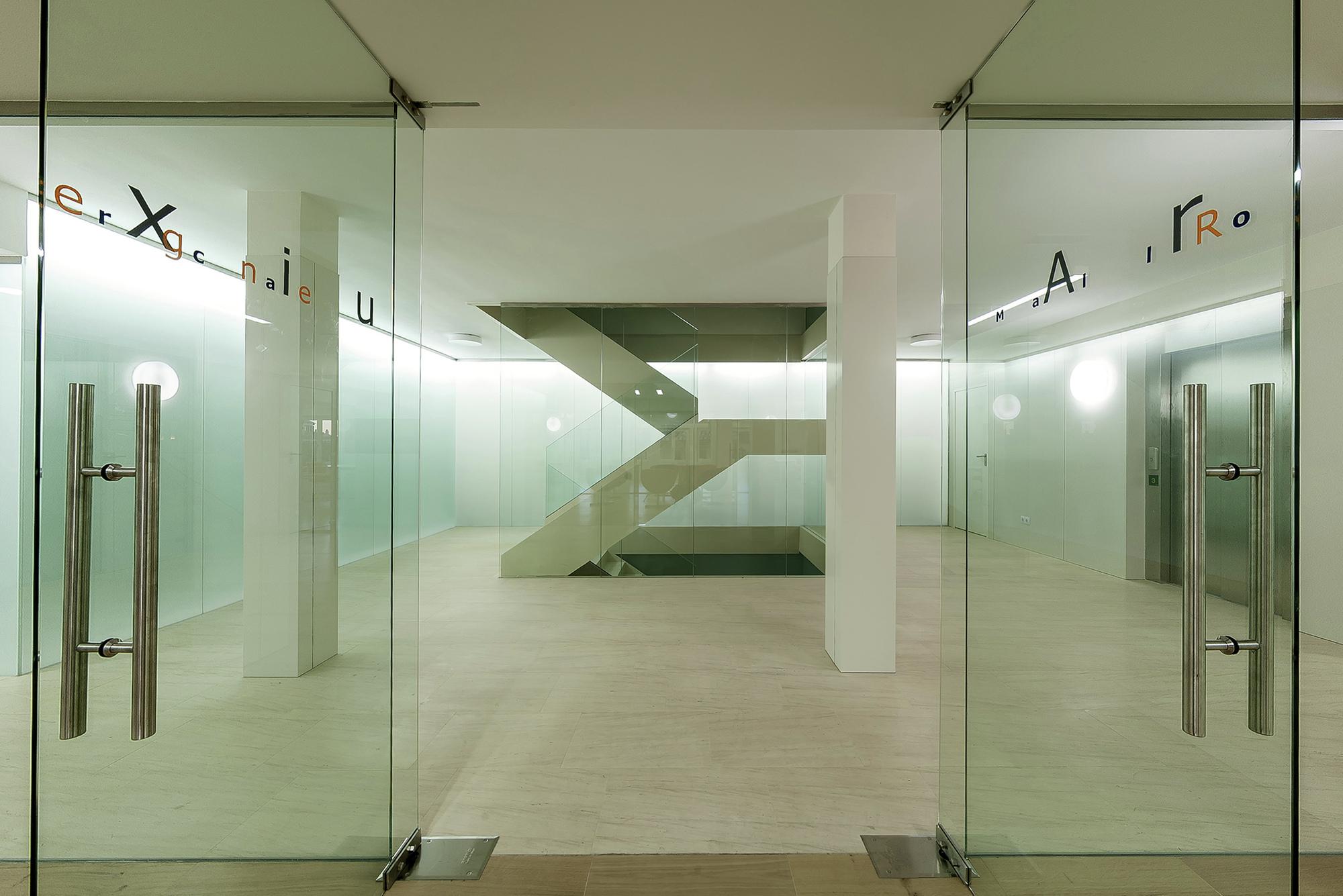 Galeria de os arquivos do reino de mallorca estudio de - Estudio arquitectura mallorca ...