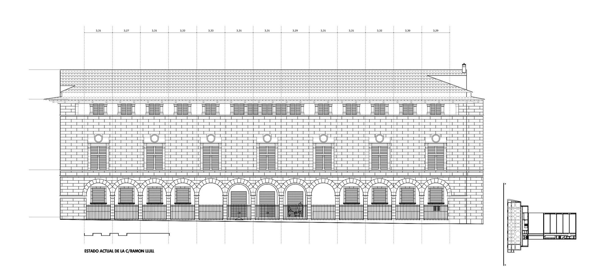 Gallery of the archive of the kingdom of mallorca - Estudio arquitectura mallorca ...