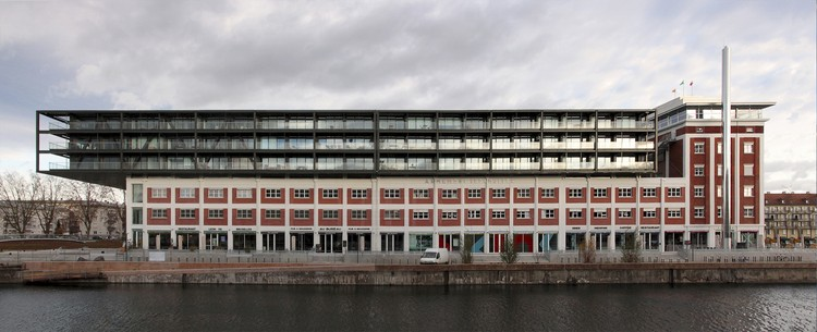 Docks Malraux / Heintz-Kehr architects, Courtesy of Heintz-Kehr architects