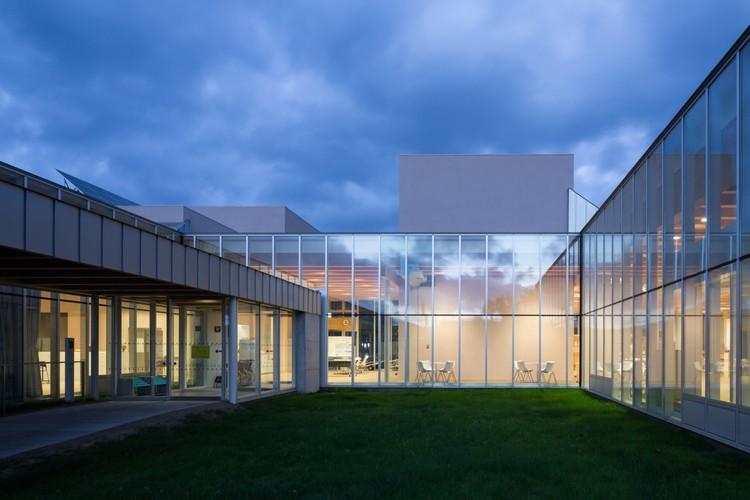 Toyotomi Community Center / Atelier BNK, © Koji Sakai