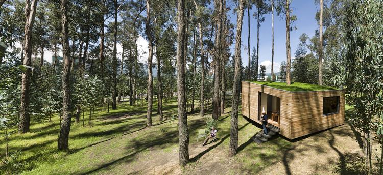 House Prototype / Luis Velasco Roldan  + Ángel Hevia Antuña, © Gori Salvà