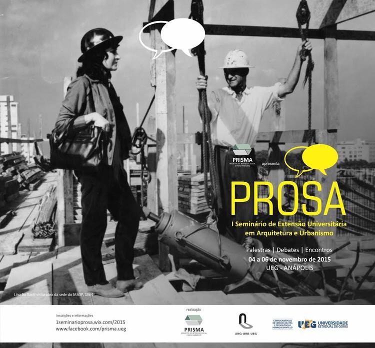 1º Seminário de Extensão Universitária em Arquitetura e Urbanismo