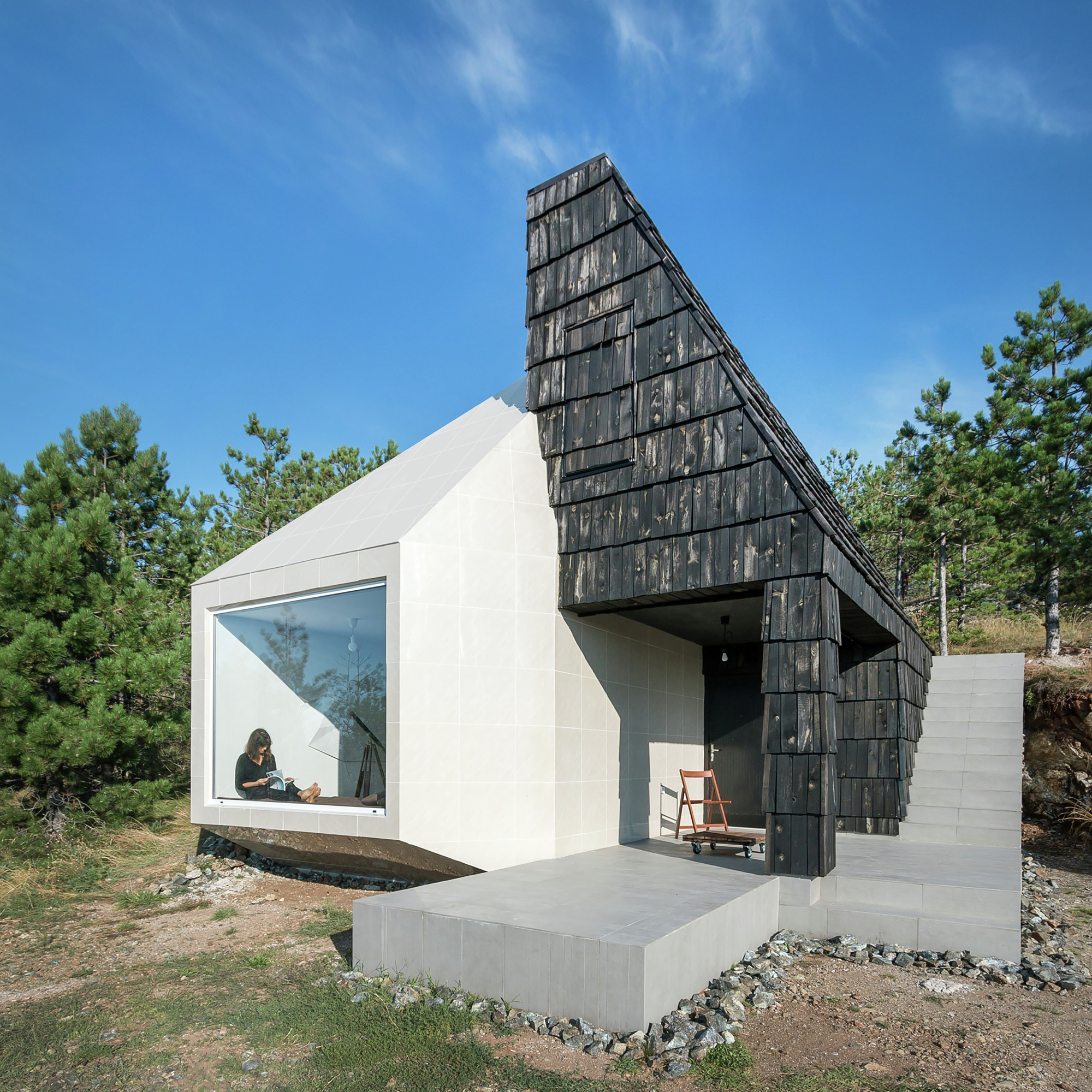 Modern House Exterior Contemporary Facades
