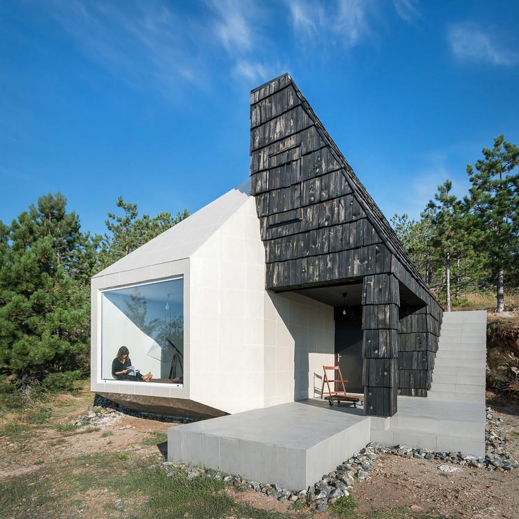 House in Divcibare / EXE studio, © Relja Ivanić