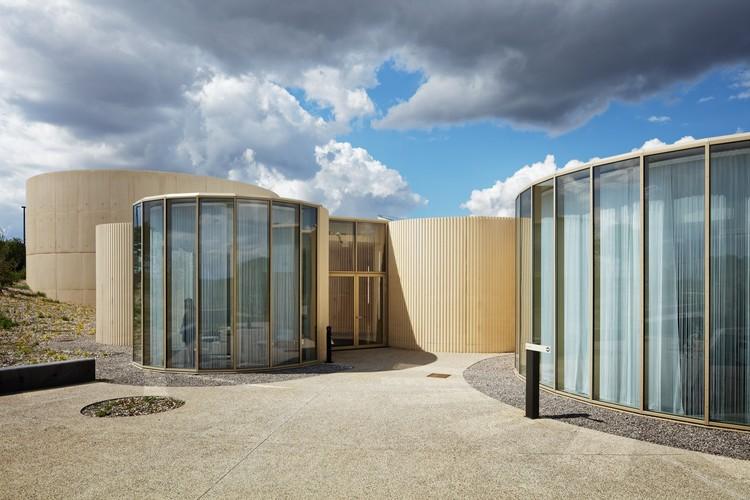 Crematorium in Amiens / PLAN 01, © Takuji Shimmura