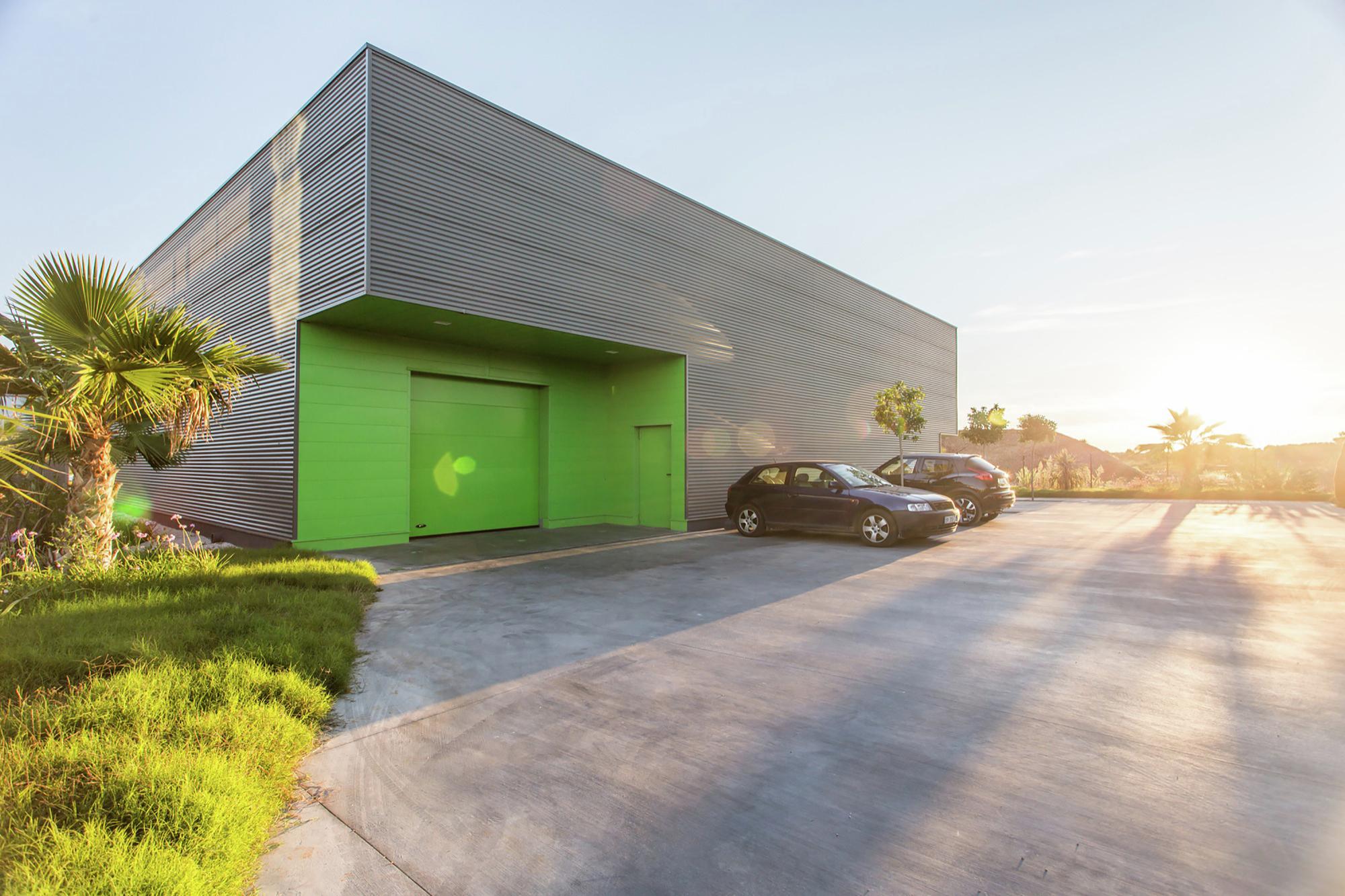 gallery of siege social de meamea brengues le pavec architectes 2. Black Bedroom Furniture Sets. Home Design Ideas
