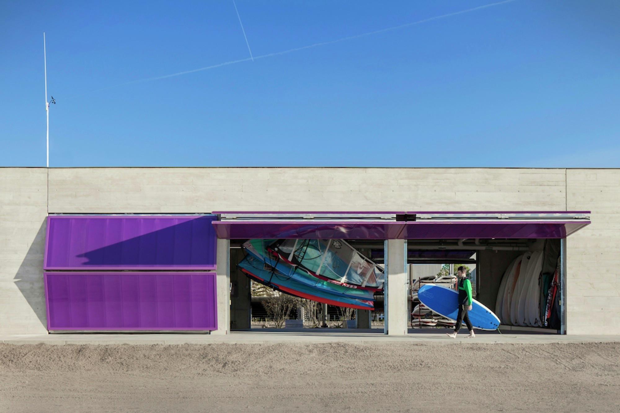 Galería de Northwestern Sailing Center / Woodhouse Tinucci Architects - 1