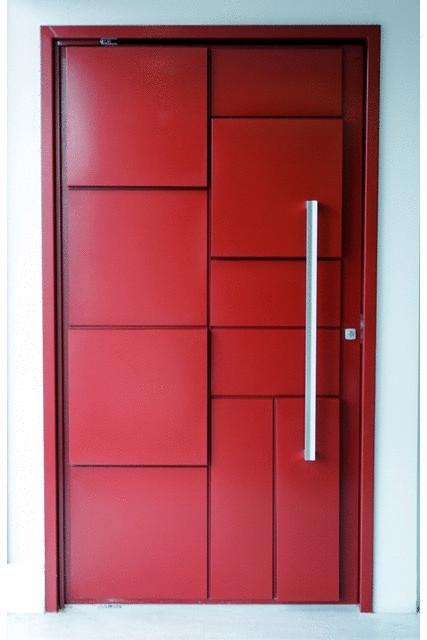 Em detalhe: portas, © Ananda Metais