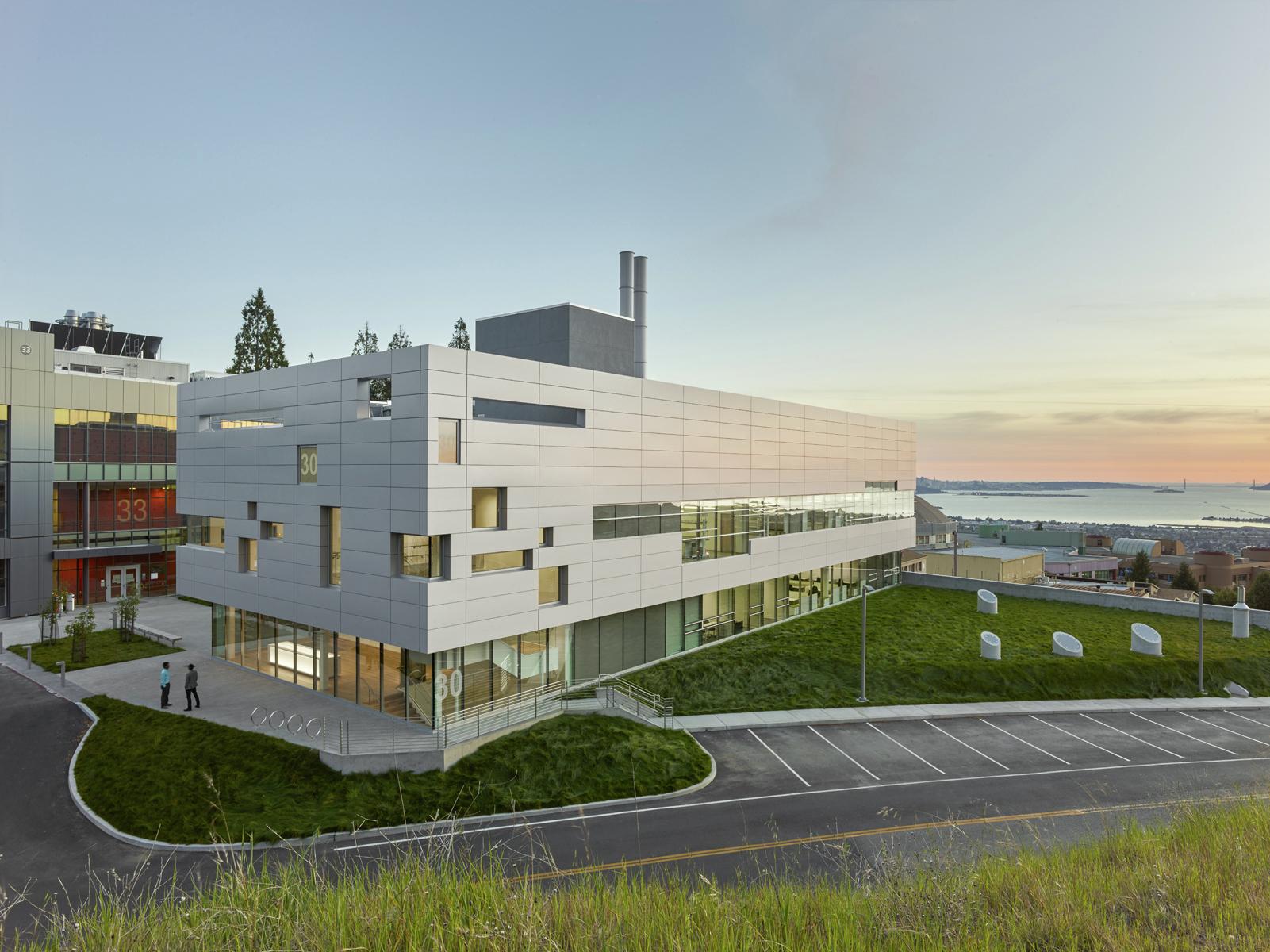 Chu Hall Solar Energy Research Center Smithgroupjjr