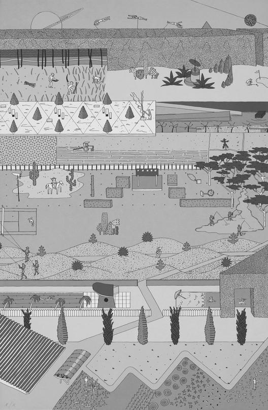 El paisaje no se encuentra se confecciona plataforma - Oma office for metropolitan architecture ...