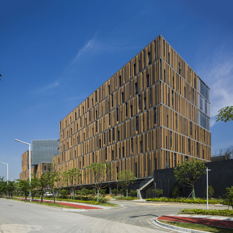 Nanjing Hongfeng Technology Park, Building A1 / One Design , © Shen Zhonghai
