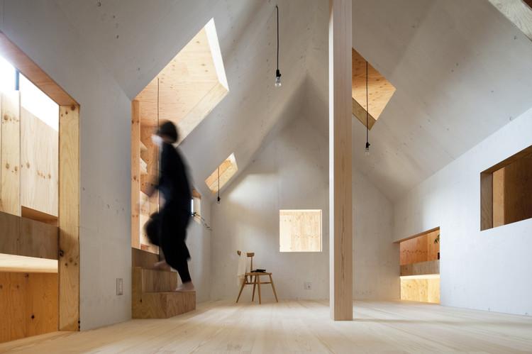 Ant-house / mA-style architects, © Kai Nakamura