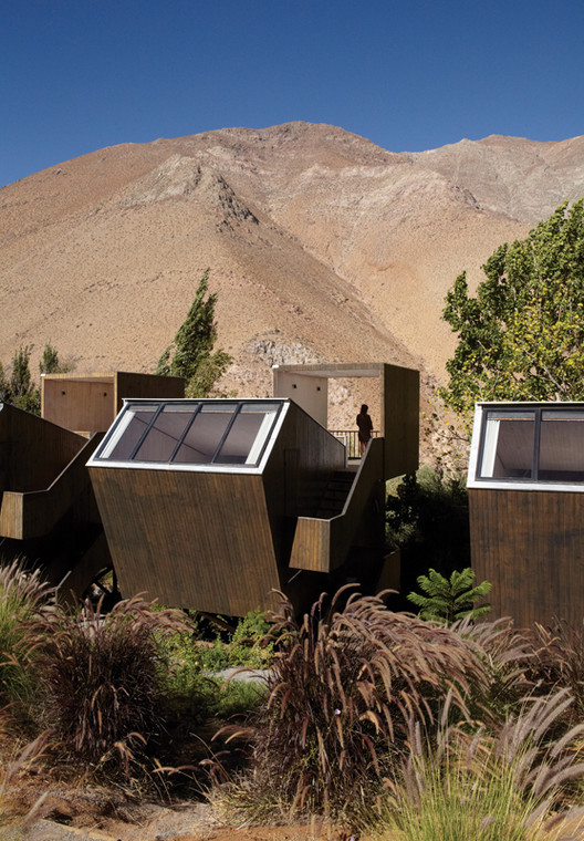 Hotel Astronómico Elqui Domos / Rodrigo Duque Motta, © Cristóbal Palma