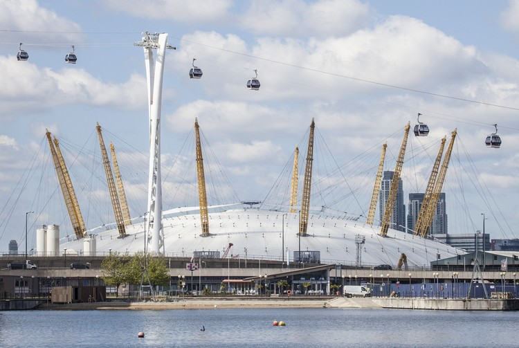 Emirates Air Line / Wilkinson Eyre Architects, Courtesy of Wilkinson Eyre Architects