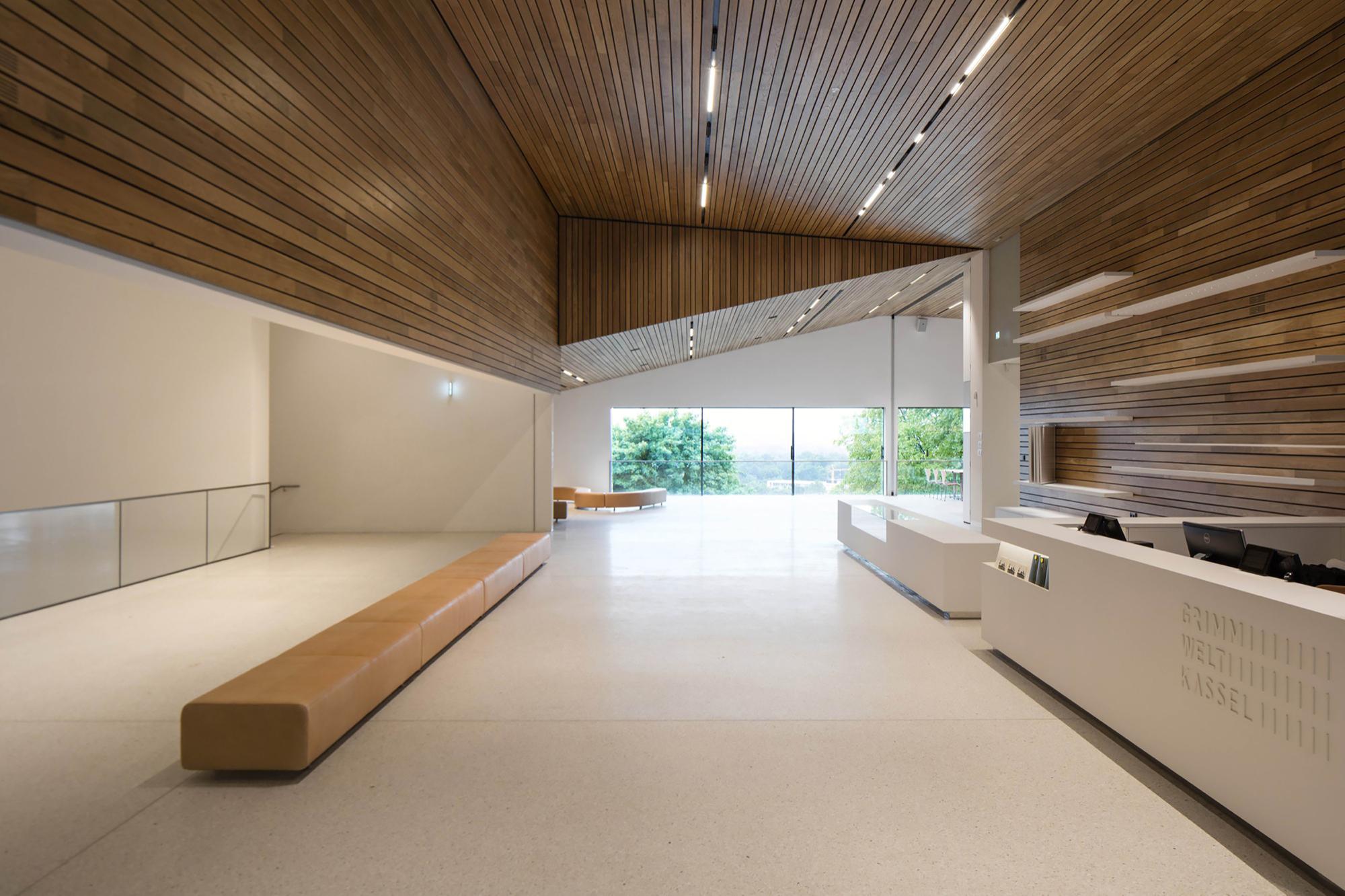 gallery of grimmwelt kadawittfeldarchitektur 4. Black Bedroom Furniture Sets. Home Design Ideas