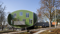 Maggie's Nottingham / CZWG Architects