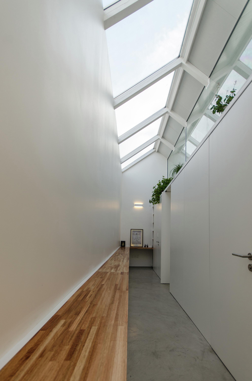 Galeria de casa urbana fgm arquitectos 4 for Arquitectos para casas