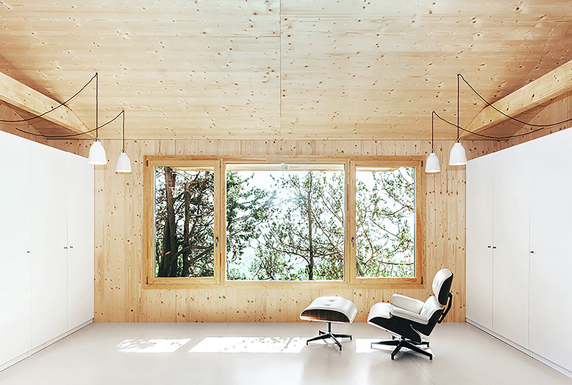 Gallery of wood studio house dom arquitectura 6 - Dom arquitectura ...