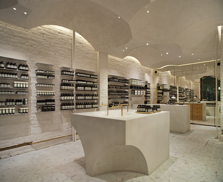 9 Aesop Stores That Revitalize Architectural Simplicity
