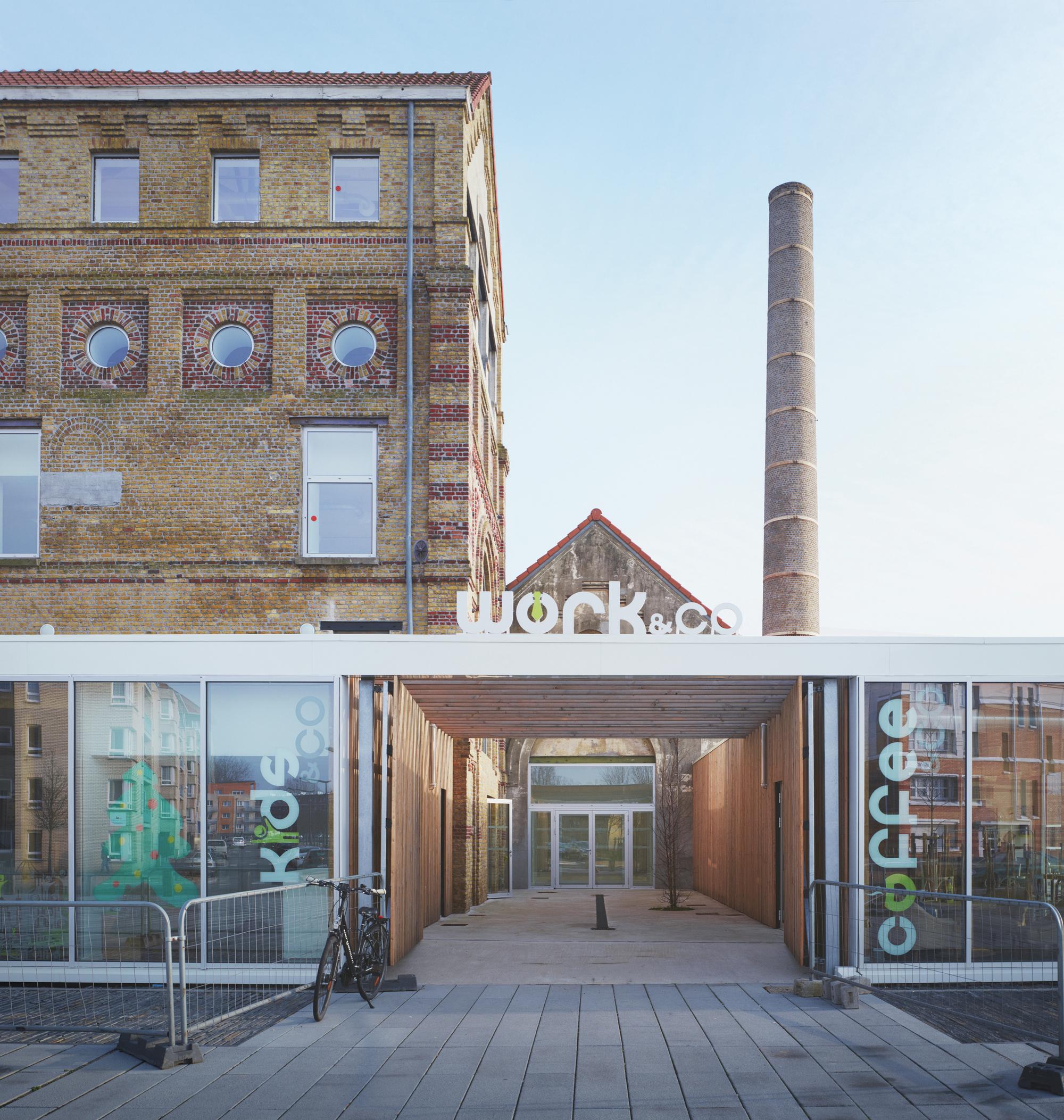 Old Mill Rigot Refurbishment / Coldefy & Associés Architectes Urbanistes